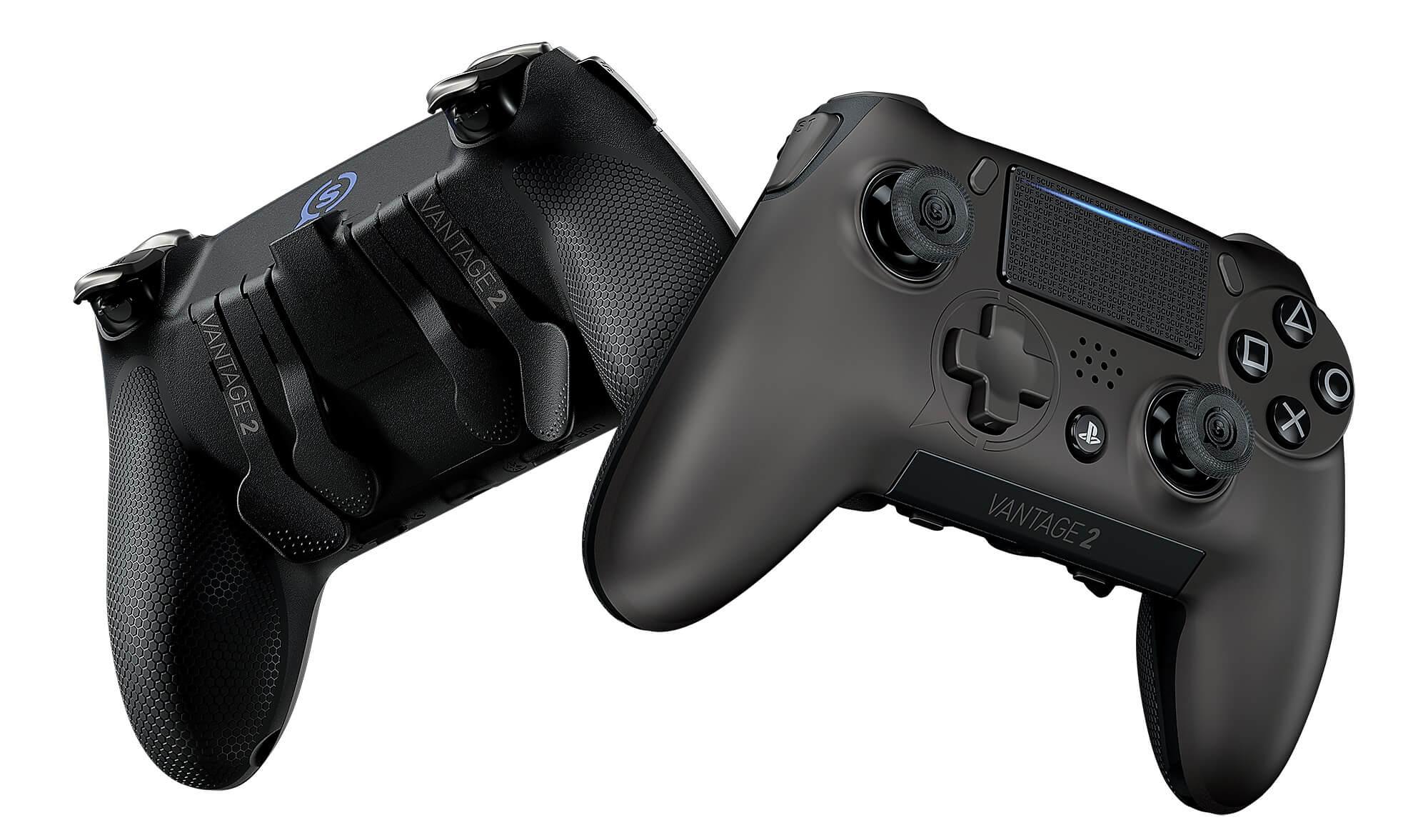 PS4 Pro eSports Scruf controller