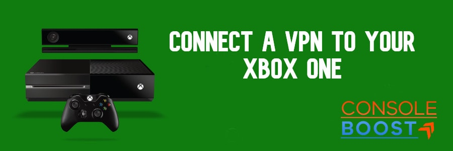 connect VPN to xbox one